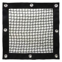 130lb barrier netting with kevlar edge