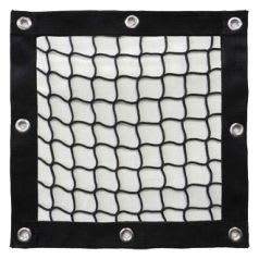 2 inch heavy netting with kevlar edge