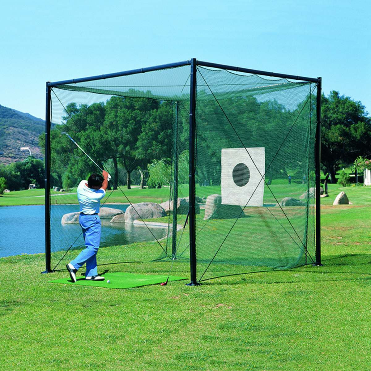 Golf Power Cage