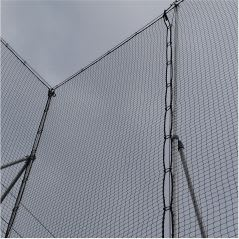 Containment, barrier netting
