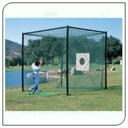 power golf cage