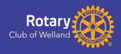 Rotary of Welland