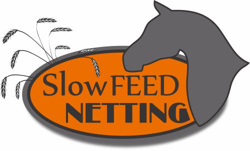 slow feed netting logo