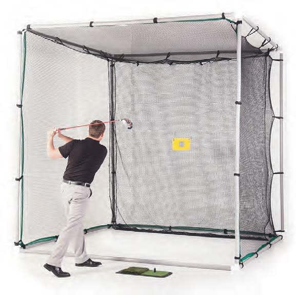 The Ultimate Sports Cage - golf